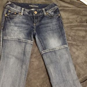 Maurices Jean's size 0 short